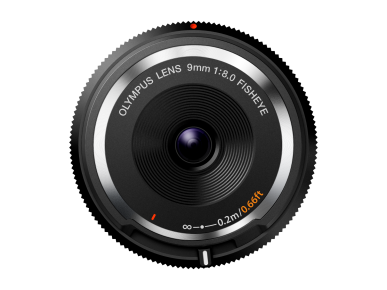 Body Cap Lens 9mm 1:8.0, Olympus, Fotocamere System, PEN & OM-D Accessories