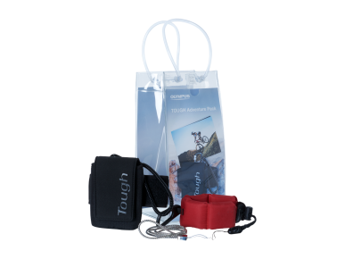 TOUGH Adventure Pack, Olympus, Fotocamere Compatte Digitali, Compact Cameras Accessories