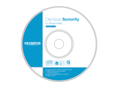 Sonority, Olympus, Software per Dittafoni ; Software Audio , Audio Editing